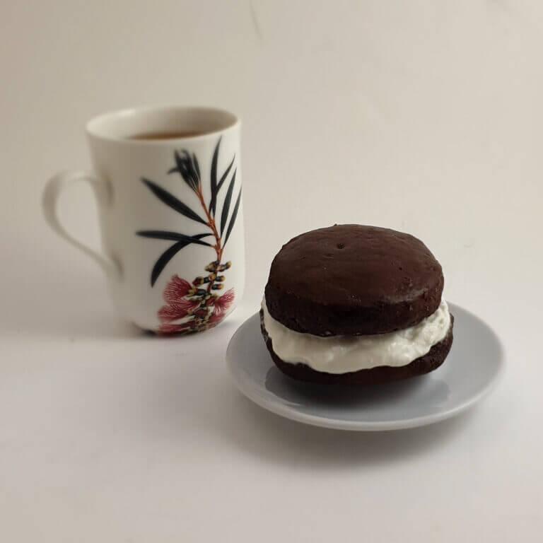 Torta low carb al cioccolato